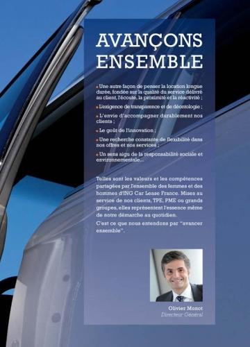Photos réalisées pour l'illustration d'une brochure commerciale - Annonceur : ING Car Lease | Philippe DUREUIL Photographie