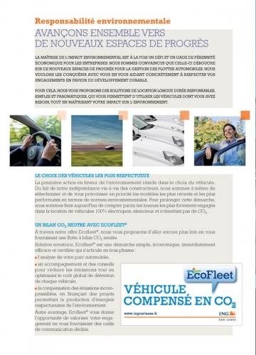 Photographies de reportage pour l'entreprise - Annonceur : ING Car Lease - Brochure commerciale | Philippe DUREUIL Photographie