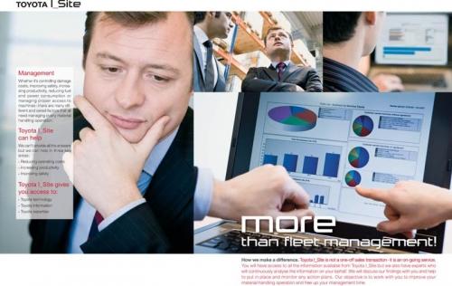 Portrait corporate d'un homme réalisé pour illustrer une brochure commerciale B to B - Annonceur : Toyota Material Handling Europe - Agence : Thélème - DA: Brigitte Chenu | Philippe DUREUIL Photographie