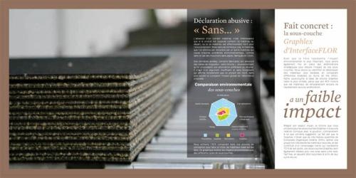 Photo de reportage industriel illustrant une brochure développement durable - Annonceur : InterfaceFLOR Agence : Sidièse DC : Guillaume Müller | Philippe DUREUIL Photographie