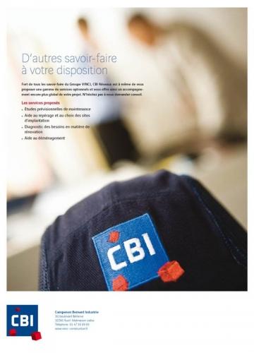 Annonceur : CBI Photographe : Philippe Dureuil. | Philippe DUREUIL Photographie