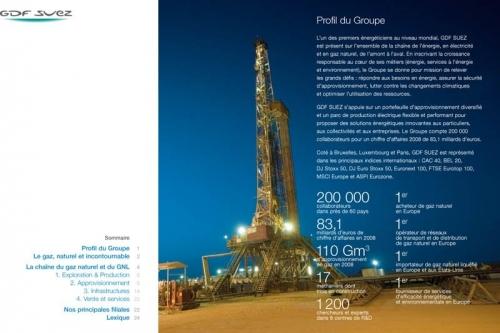 Photo industriel - Annonceur : GDF SUEZ - Agence Marc Praquin Photographe industriel : Philippe Dureuil | Philippe DUREUIL Photographie