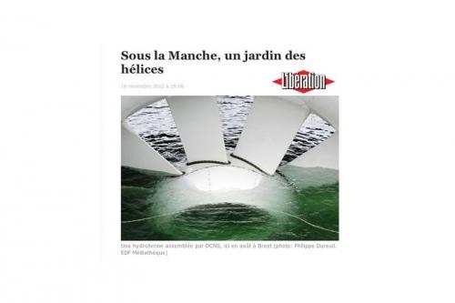 Photo illustrant un article sur le site Internet du journal Libération | Philippe DUREUIL Photographie