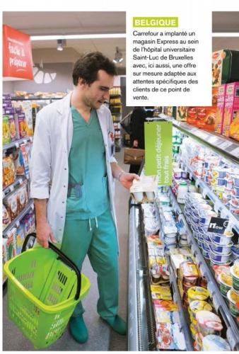 Photographie de reportage réalisée pour illustrer le Rapport Annuel du Groupe Carrefour 2013 | Philippe DUREUIL Photographie