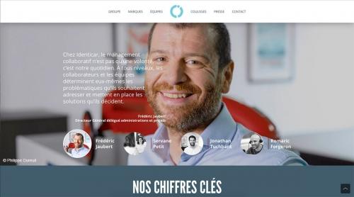 Photographie de portrait de Monsieur Frédéric Jaubert réalisée sur site. Cette photo de portrait illustre le site Internet du Groupe Identicar. | Philippe DUREUIL Photographie