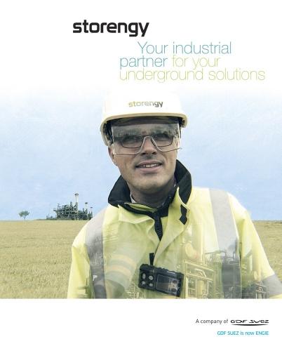 Photo de portrait corporate qui illustre la couverture d'une brochure éditée par Storengy. | Philippe DUREUIL Photographie