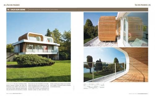 Magazine Architectures à Vivre - Agence MESOSTUDIO Stéphane Berthier & Xavier Bonnaud Architectes - Photographe d'architecture : Philippe Dureuil | Philippe DUREUIL Photographie