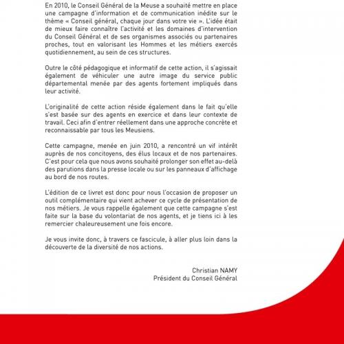 Annonceur : Conseil Général de la Meuse - Agence : HORIZON BLEU - Directrice artistique : Valérie Brun | Philippe DUREUIL Photographie