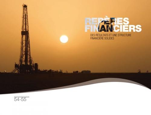 Photographie industrielle réalisée pour Gaz de France en Algérie - Cette photographie illustre un rapport annuel Gaz de France | Philippe DUREUIL Photographie