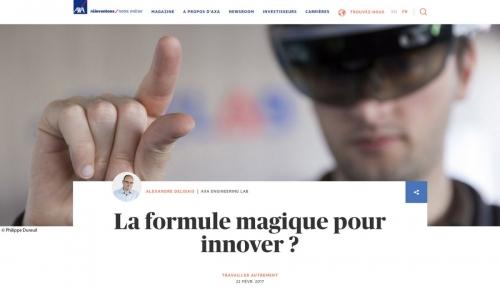 Reportage corporate commandé par le Groupe AXA | Philippe DUREUIL Photographie