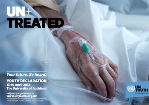 Annonceur : UN Youth New Zealand - DA : Sally WU - Photographe médical : Philippe Dureuil | Philippe DUREUIL Photographie