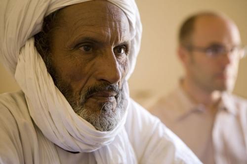 Portrait corporate réalisé pour Total Exploration Production en Mauritanie | Philippe DUREUIL Photographie