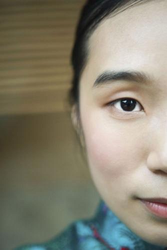 portrait femme Asiatique