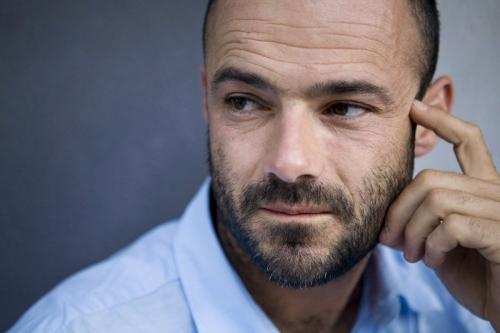 Portrait d'un vigneron | Philippe DUREUIL Photographie